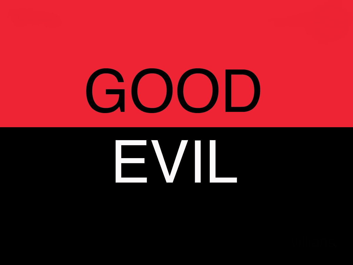 God in the Concept of Good and Evil