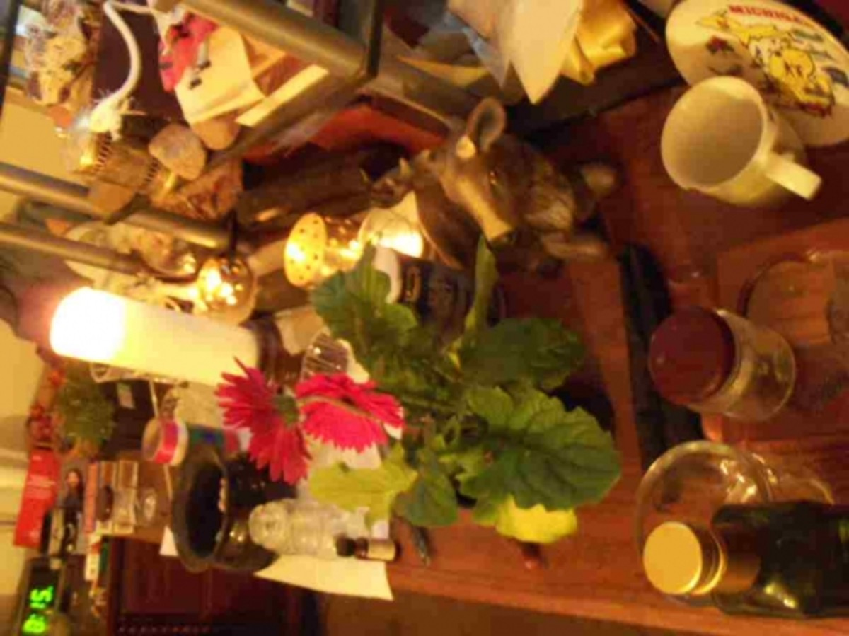 Wiccan Beltane Altar