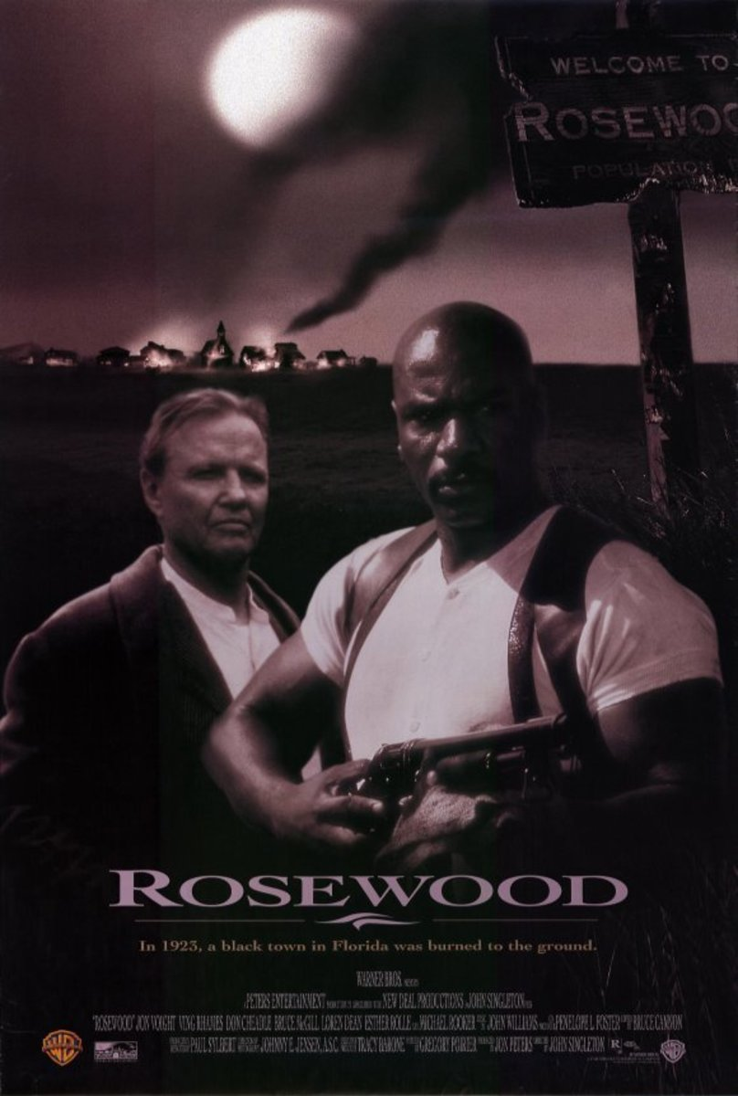 what year did the movie rosewood come out