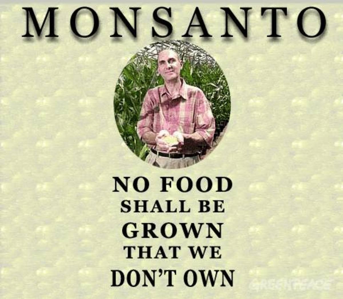 Monsanto: True to its creed and aim, worldwide