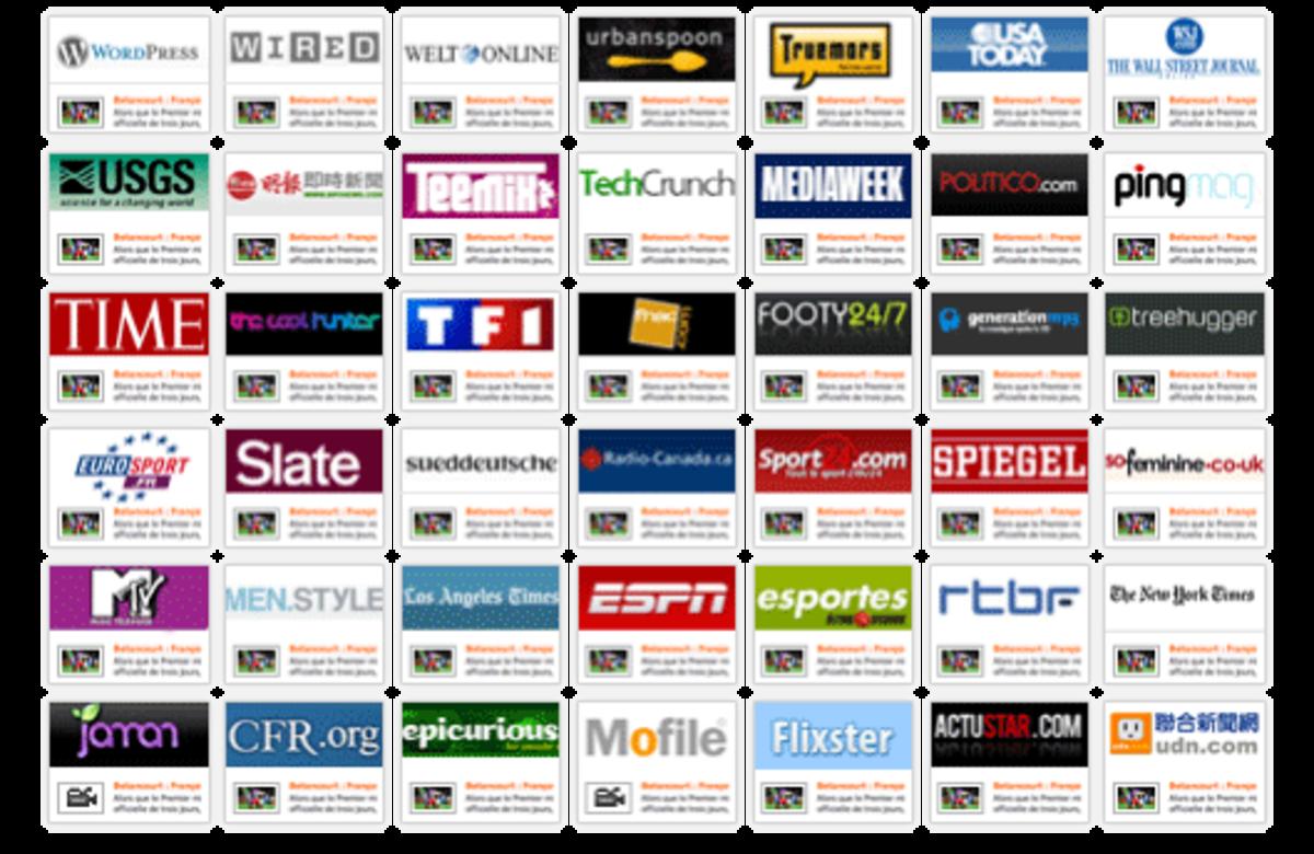 International Media Companies