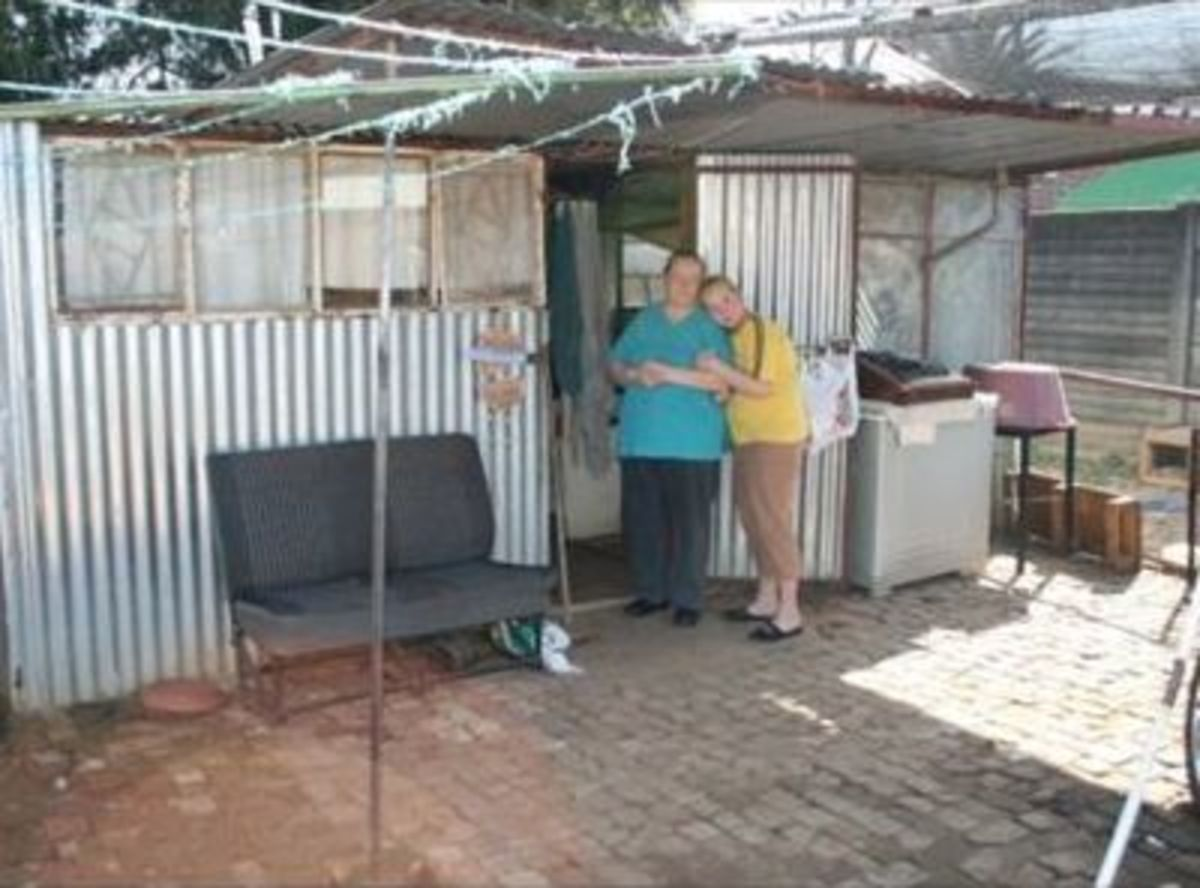 Tough times for White Squatters in South Africa