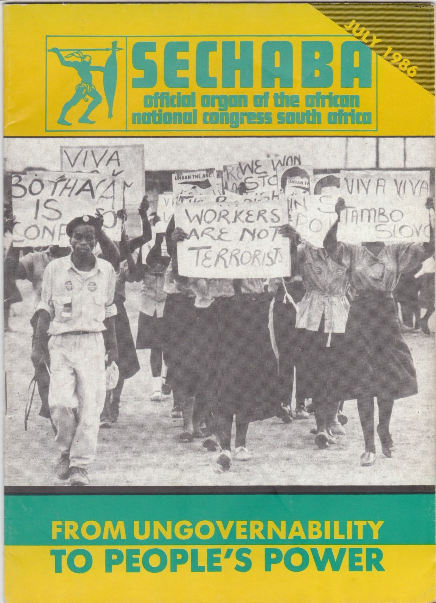 The Days when the ANC was one with the African people