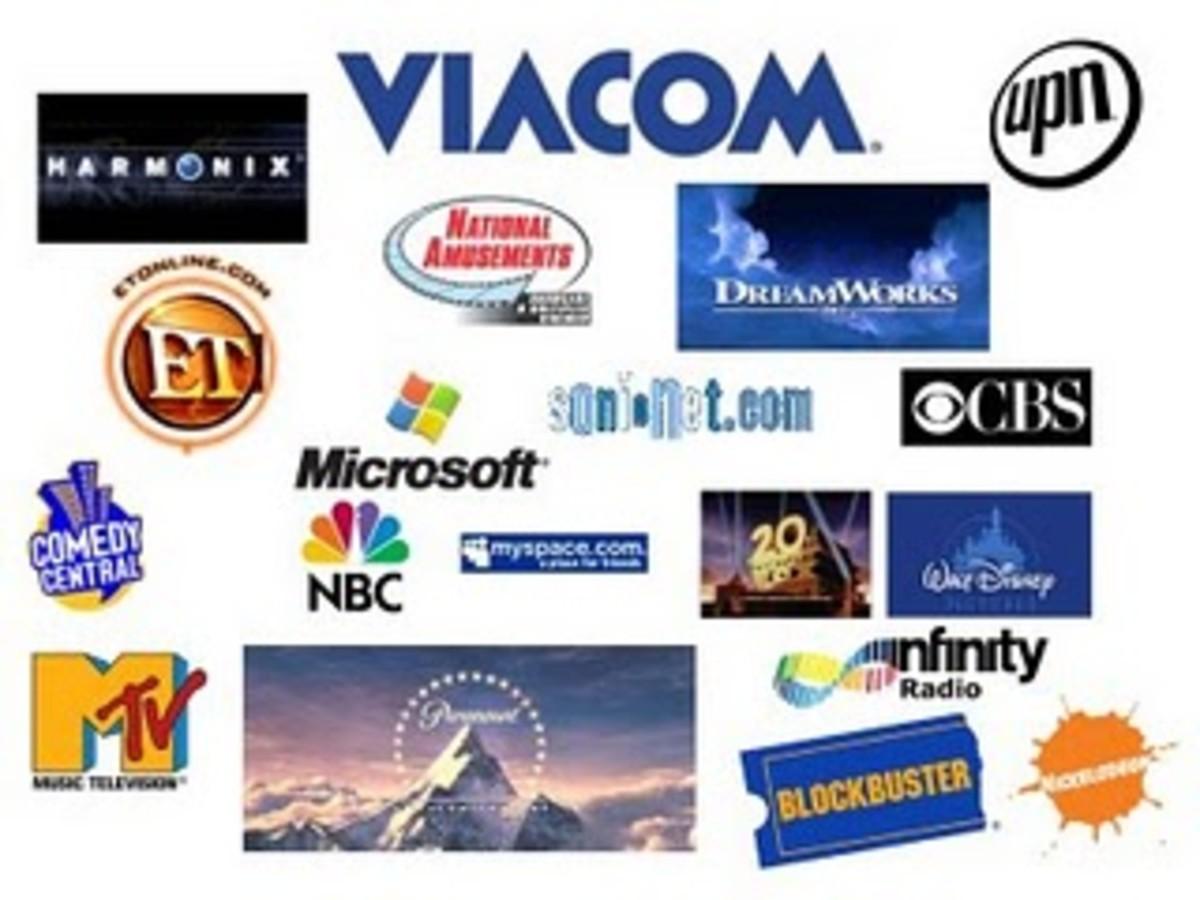 Viacom One of the New Media Multi-corporations