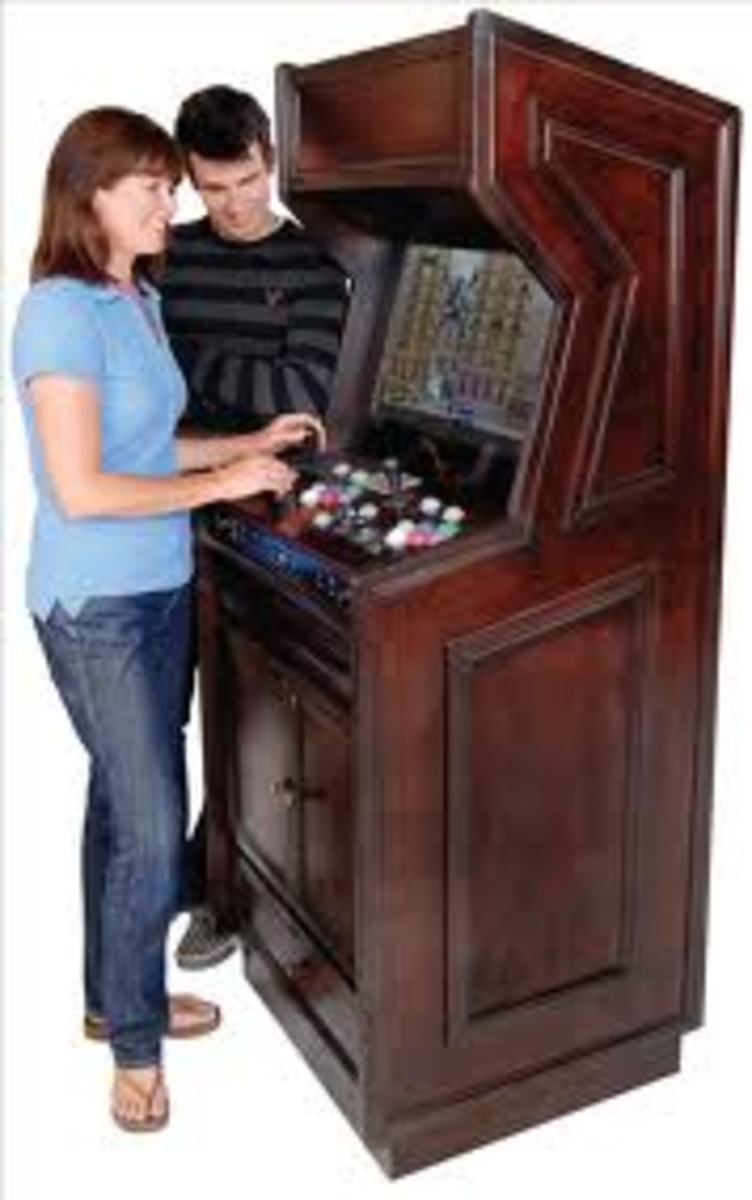 Home Game Room Decorating Ideas - Home Recreation Room