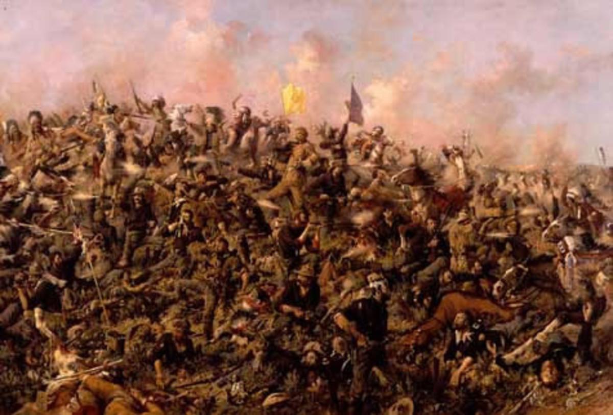 Satan's Last Stand -  The Battle of Armageddon