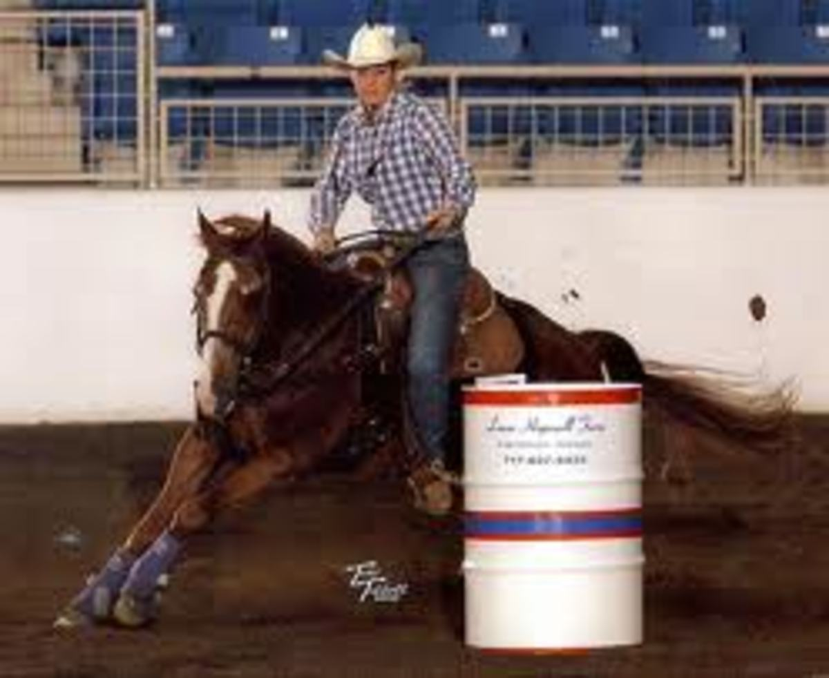 Western Barrel Racing