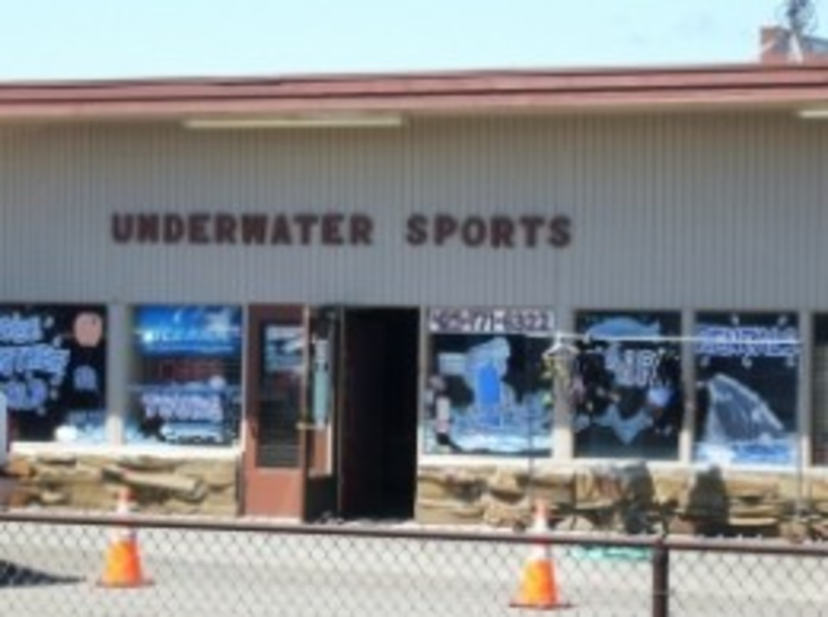 Underwater Sports Scuba Dive Shop - Edmonds, WA