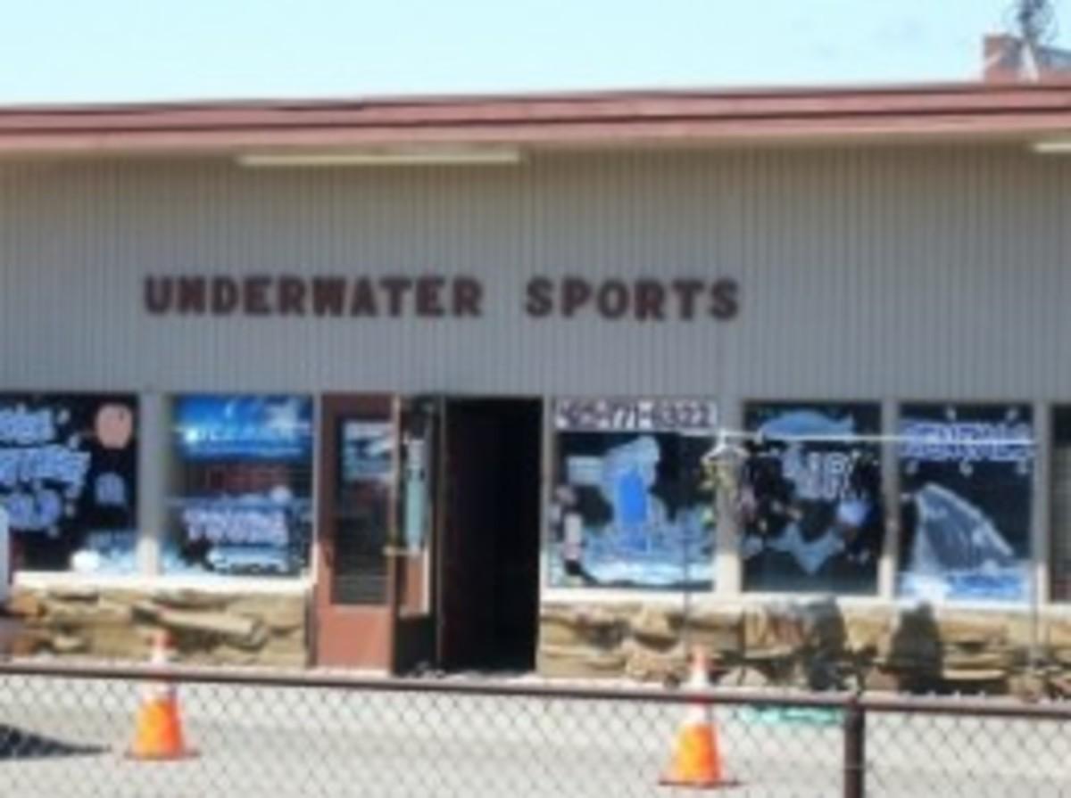 Underwater Sports Scuba Dive Shop - Edmonds, WA