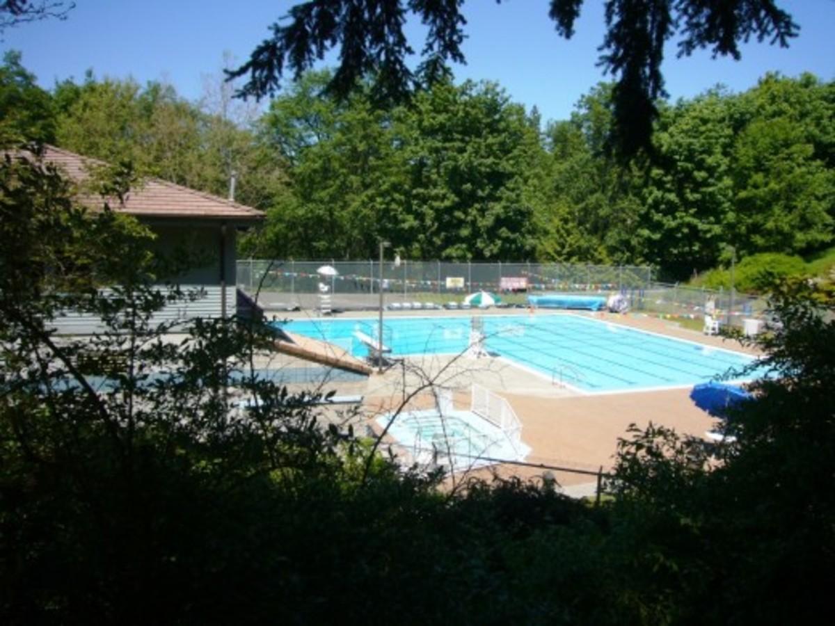 Yost Pool, Edmonds WA