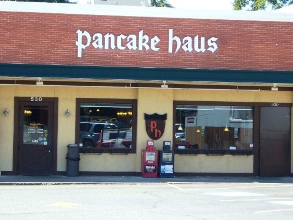 The Pancake Haus has been a favorite spot for breakfast in Edmonds for over 40 years