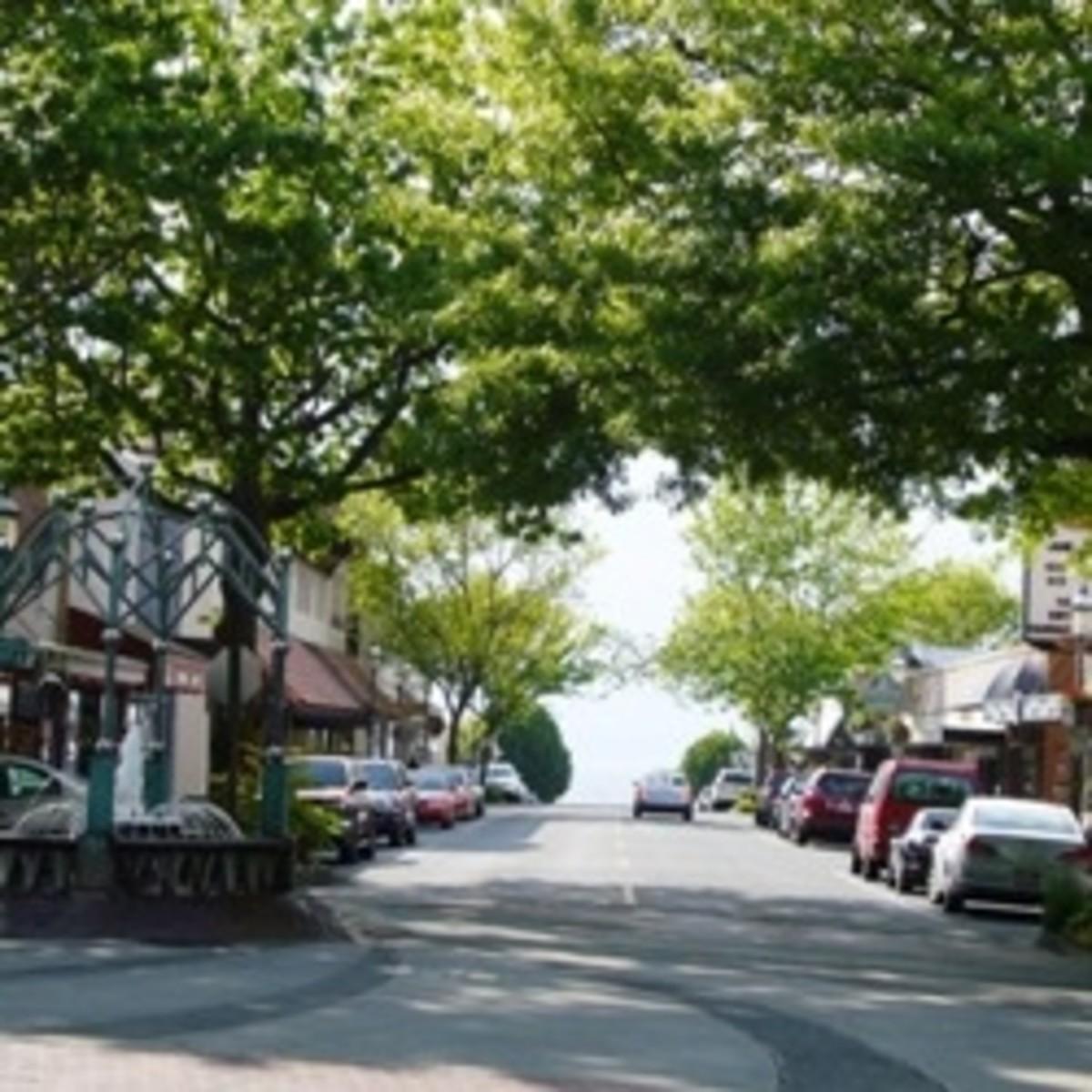 Main Street - Edmonds, WA