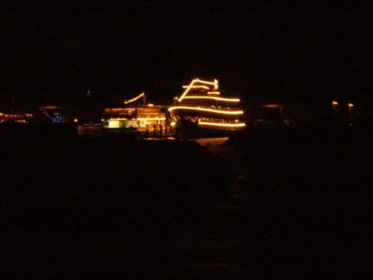 Seattle Christmas Ships at the Edmonds Marina
