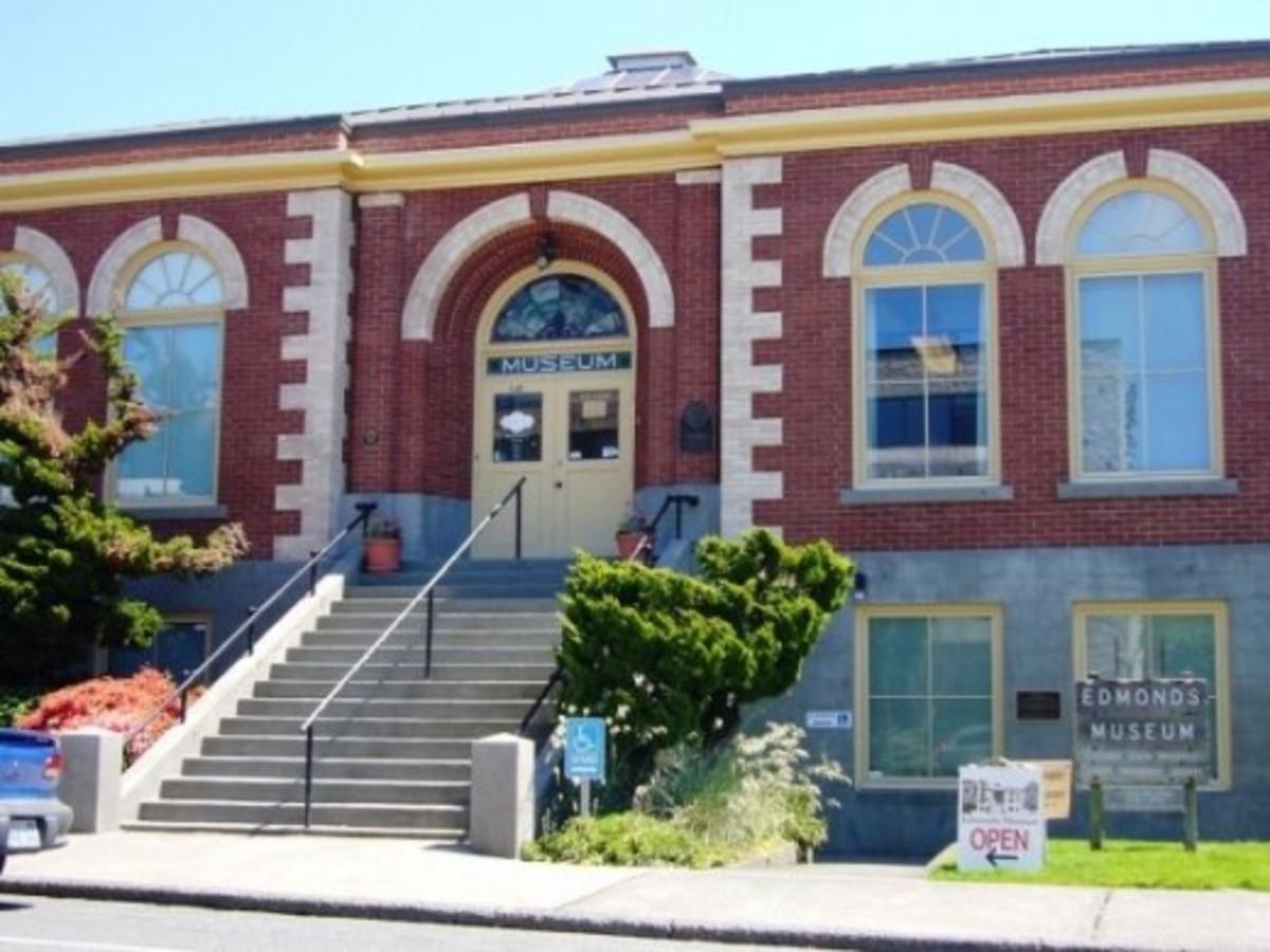 The Edmonds Museum - Edmonds, WA