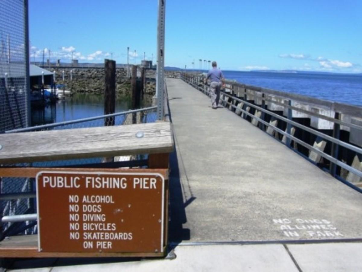 Edmonds Fishing Pier