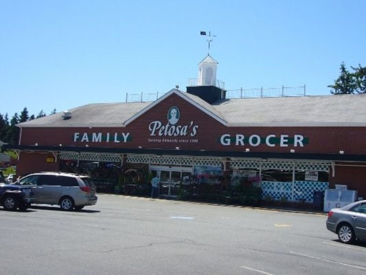 Petosa's Family Grocer - pick up a picnic lunch at their deli