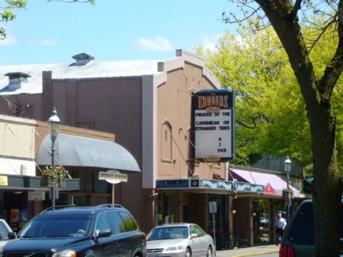 The Edmonds Theater - Edmonds, WA