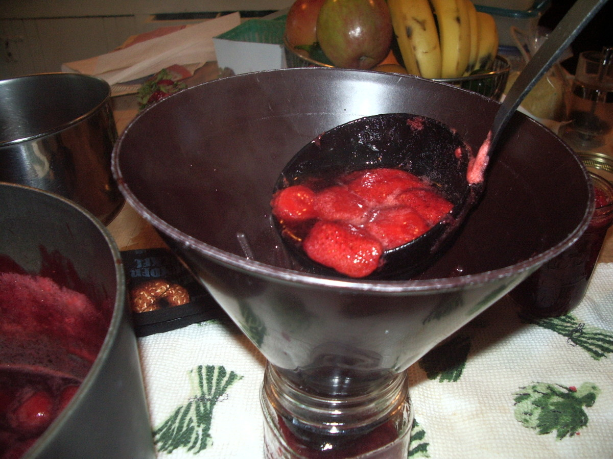 how to make fresh jam