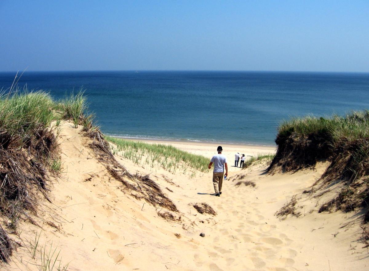 Timeless seashore.