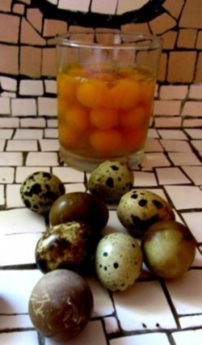 Quail eggs at your service -- with miraculous benefits to your health