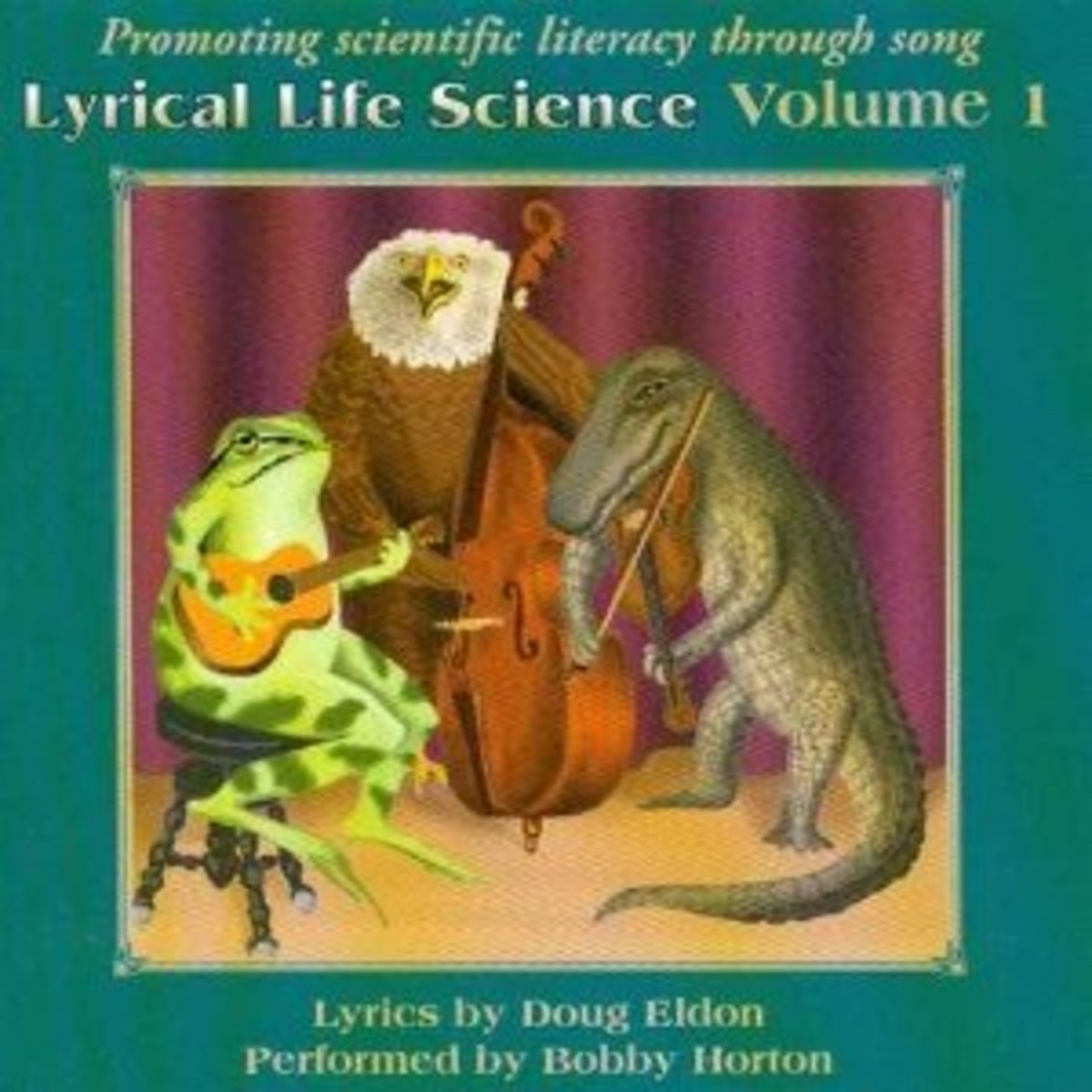 Lyrical Life Science, Volume 1 Audio CD