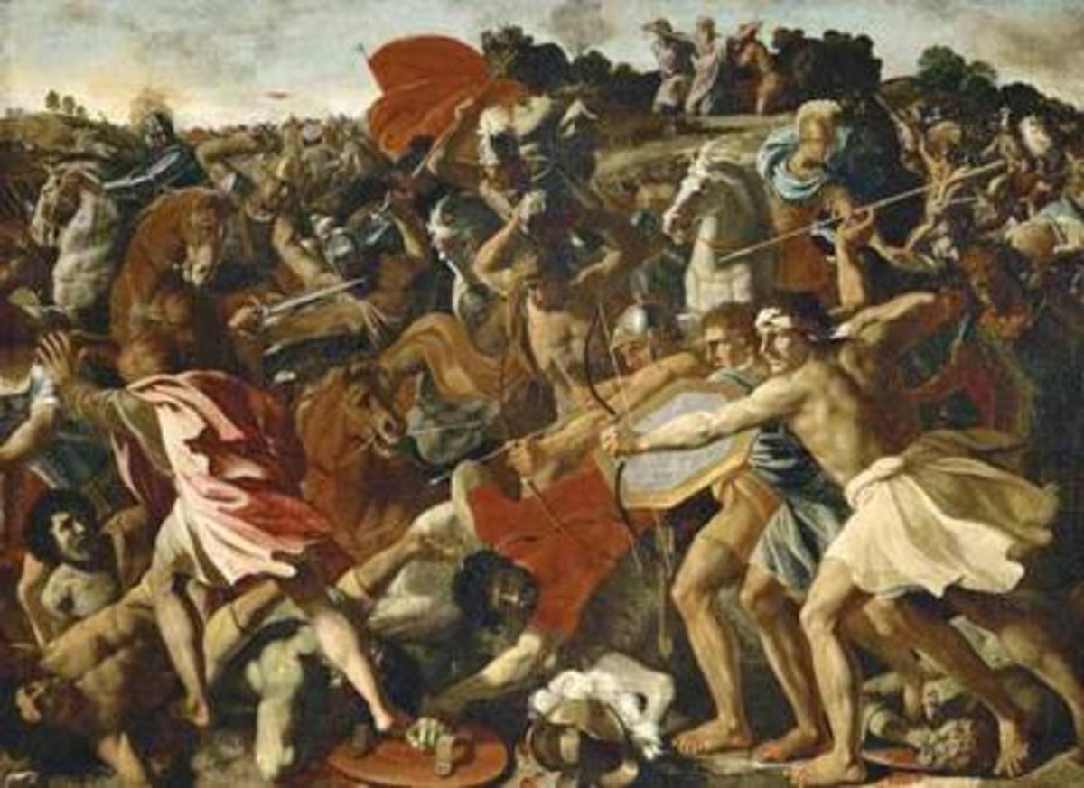 Nicolas Poussin ~ 15 June 1594  19 November 1665