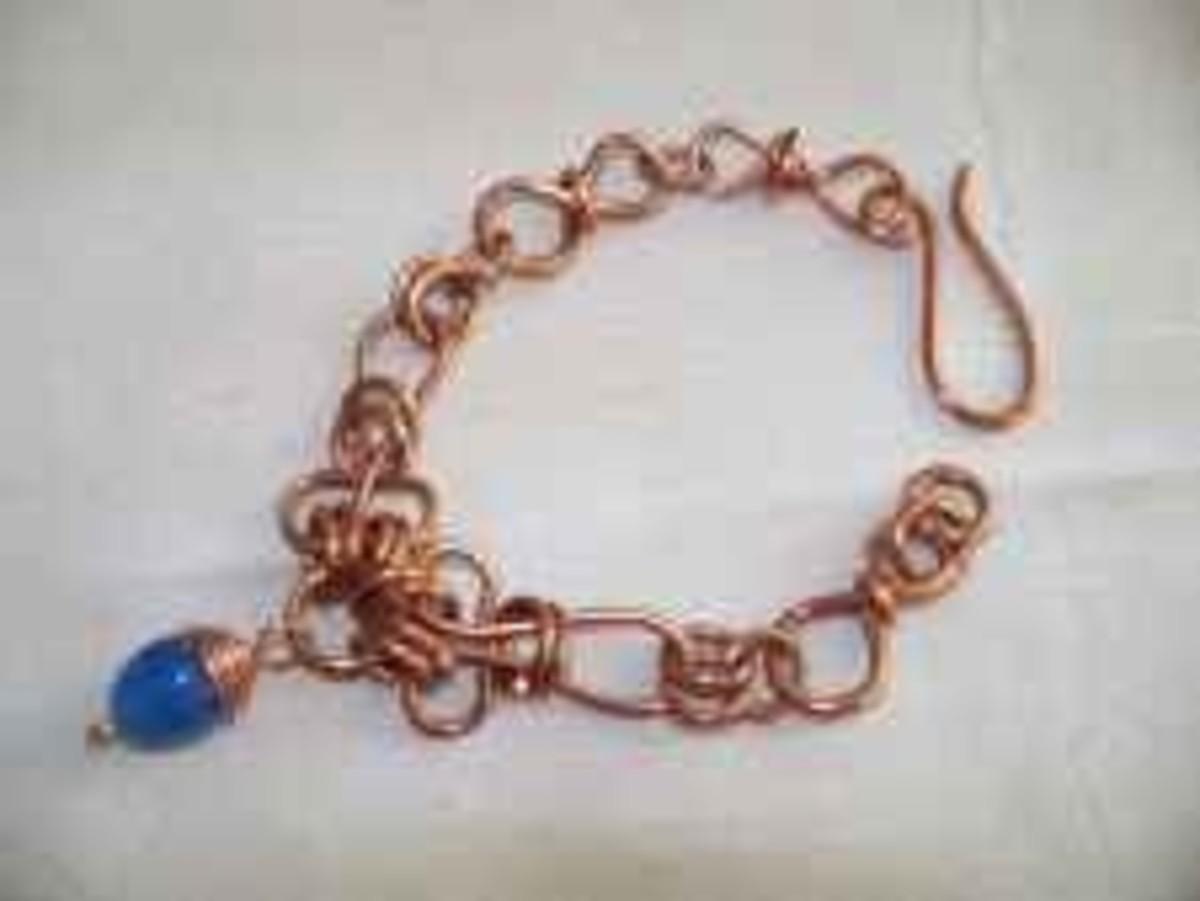 Jewelry For Kids - Copper Bracelets