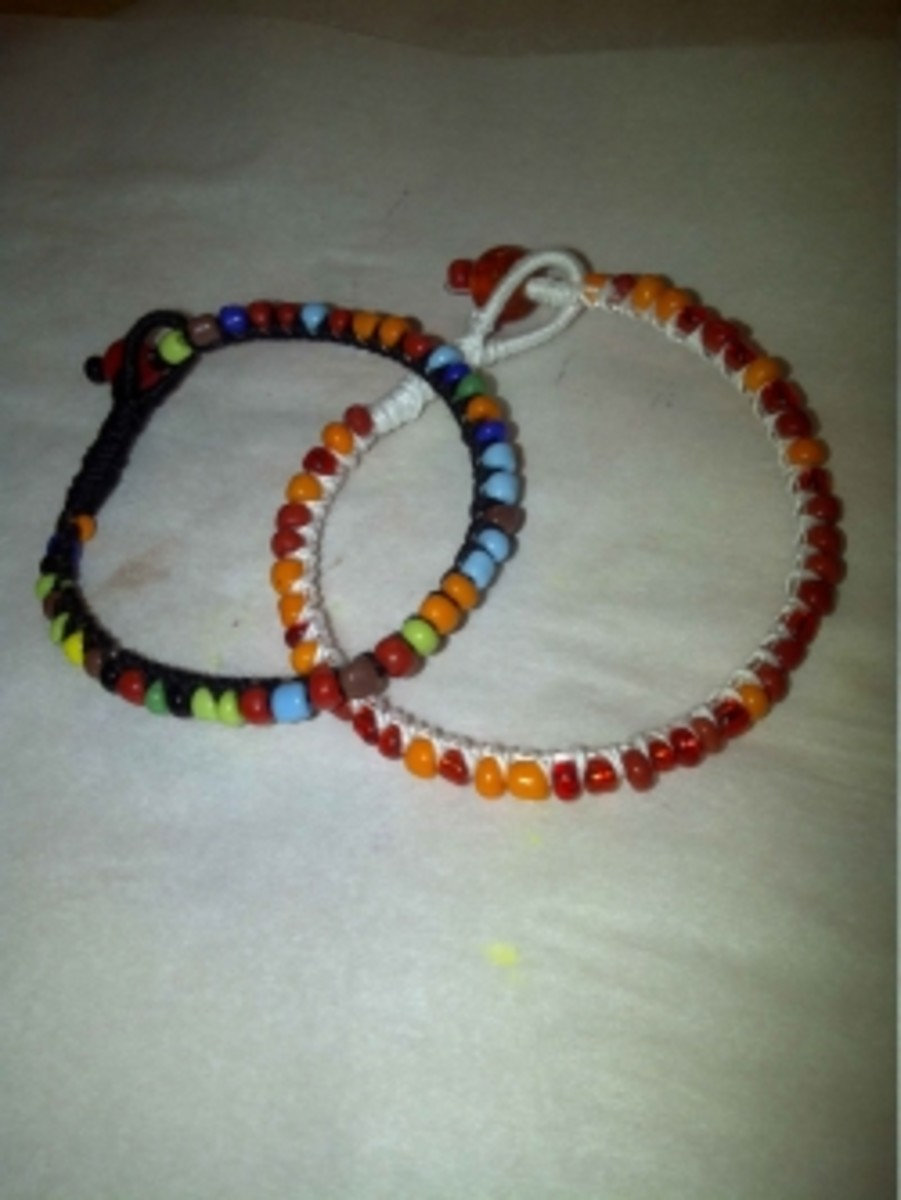 Jewelry for Kids - anklets