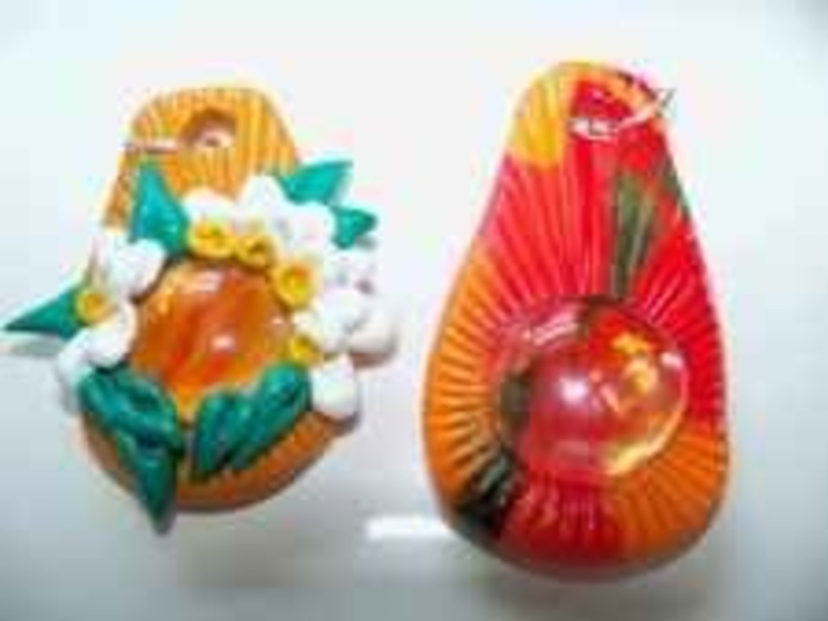 Jewelry for Kids - gem pendants