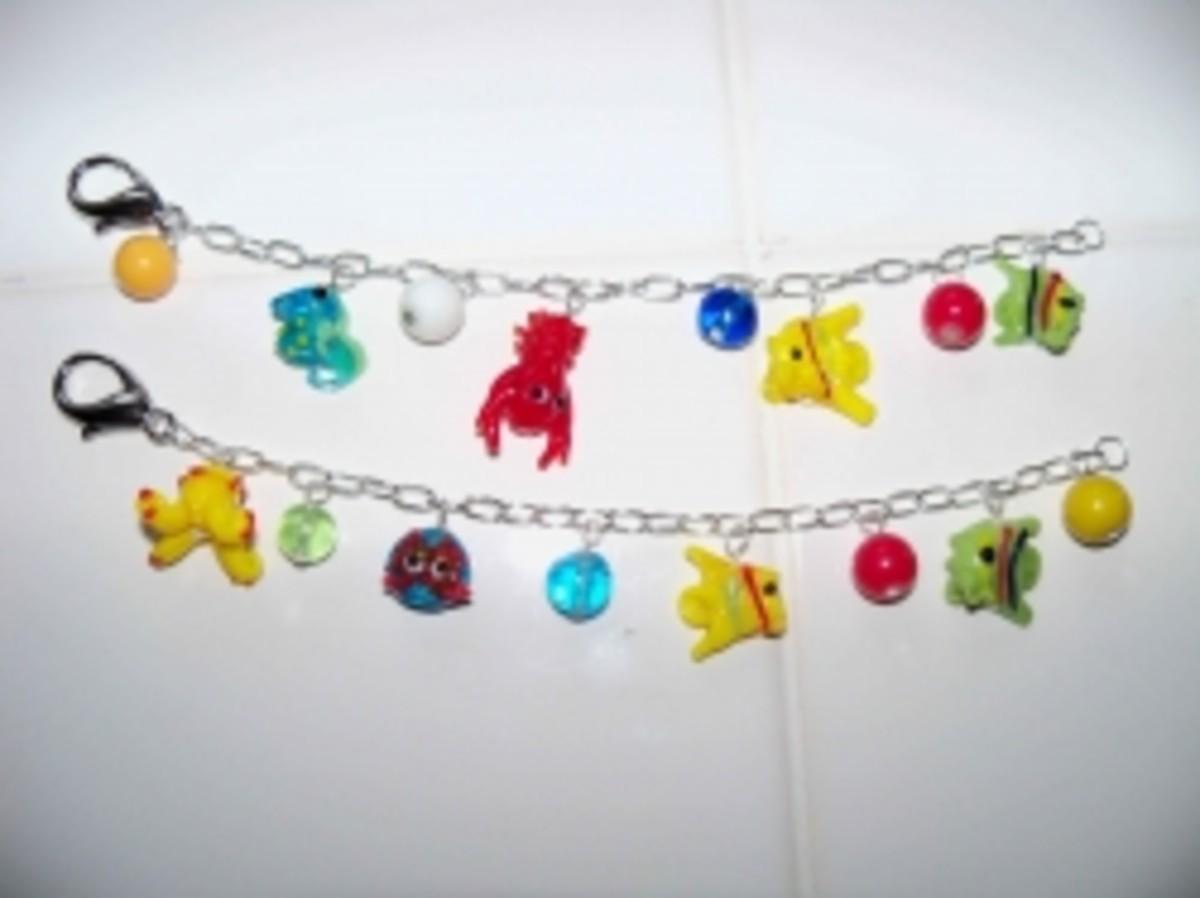 Jewelry for Kids - silver bracelet sea
