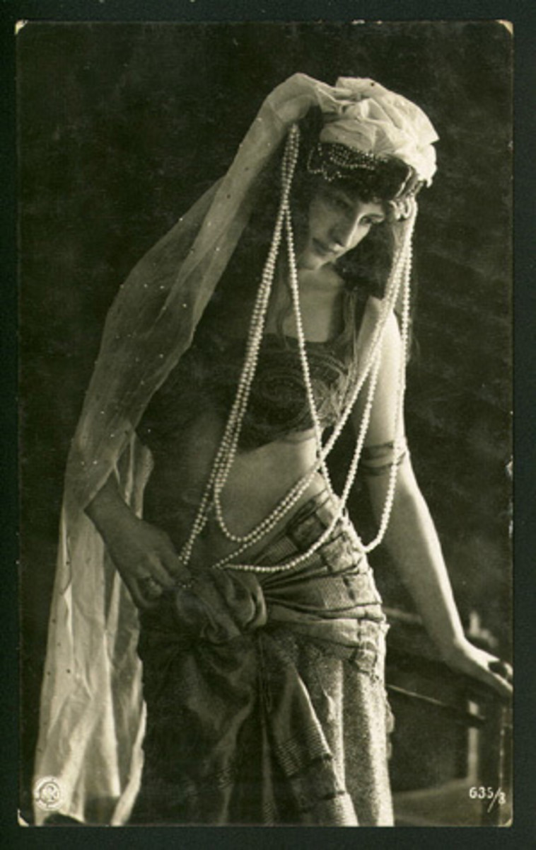 All Things Gypsy: A Brief History & Cultural Collective | HubPages