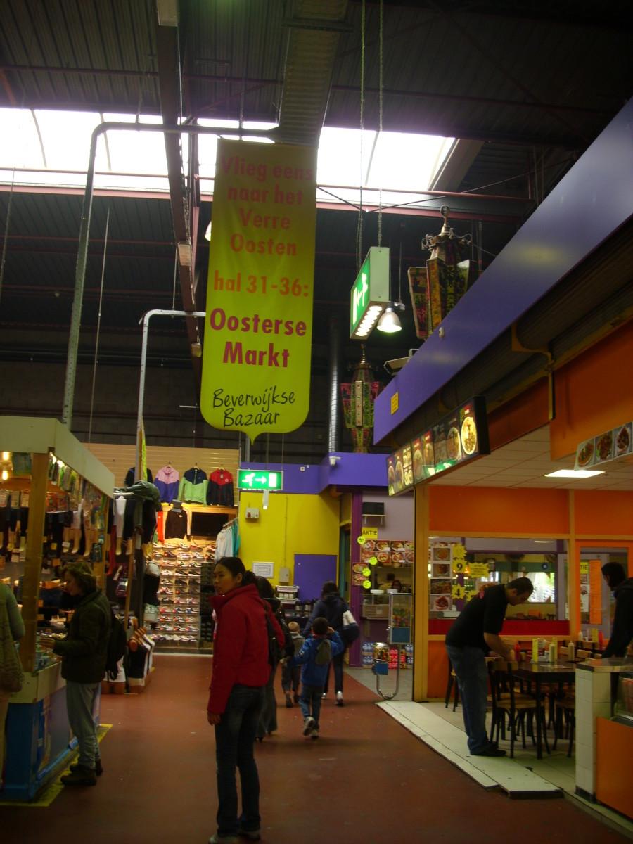 Parfait Oosterse Markt, De Bazaar, Beverwijk, The Netherlands