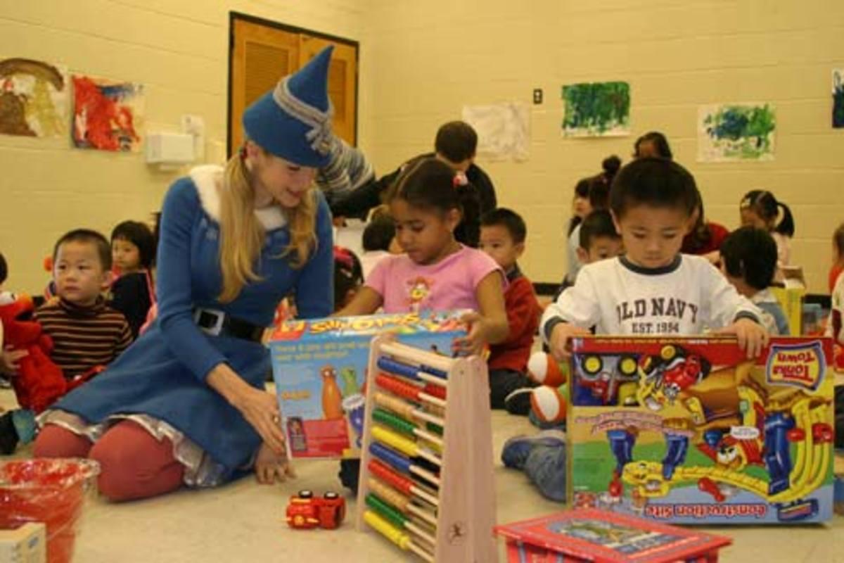 Children Day Care Center