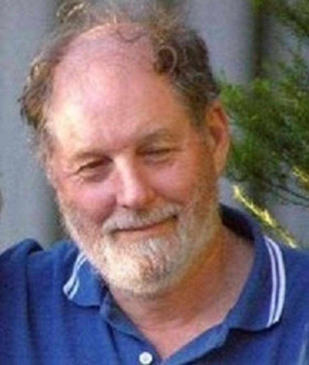 Author William Bond