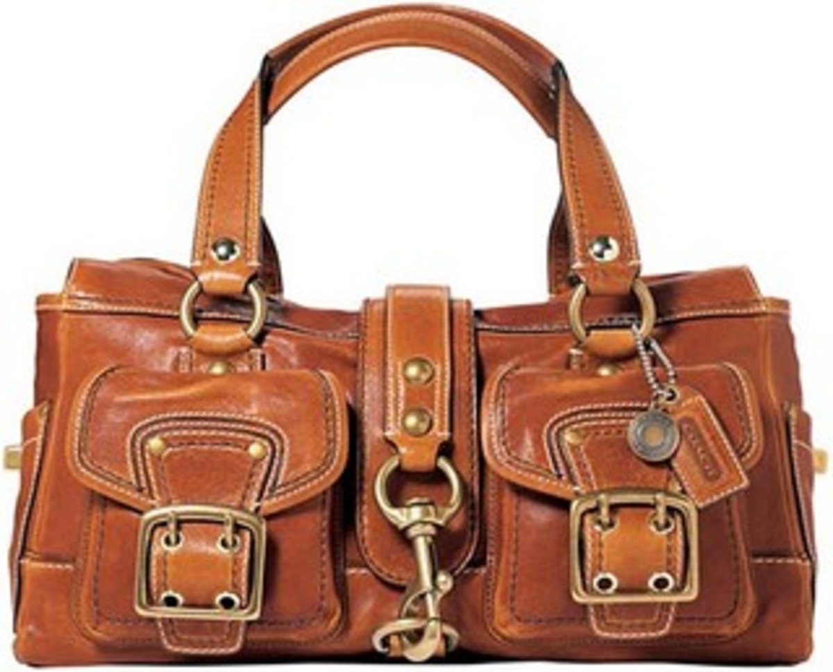 Differences Between Regular Coach Bags and Factory Outlet Coach Bags