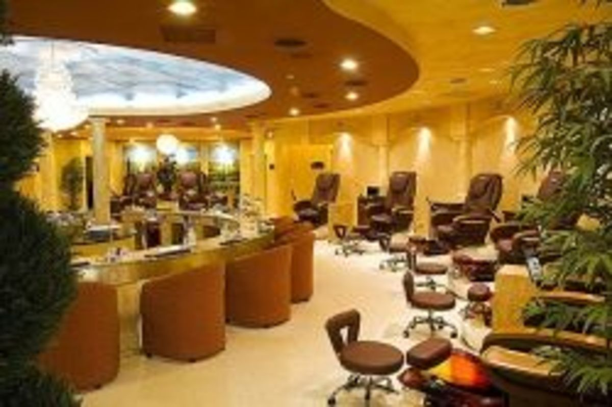 Used Pedicure Spa Equipment and Supplies For Sale-Stools-Chairs-Stations