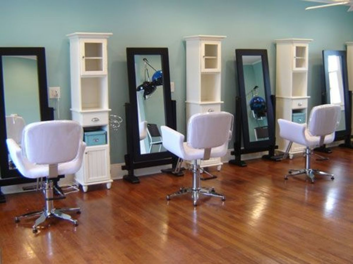 Used  Spa Equipment Stations