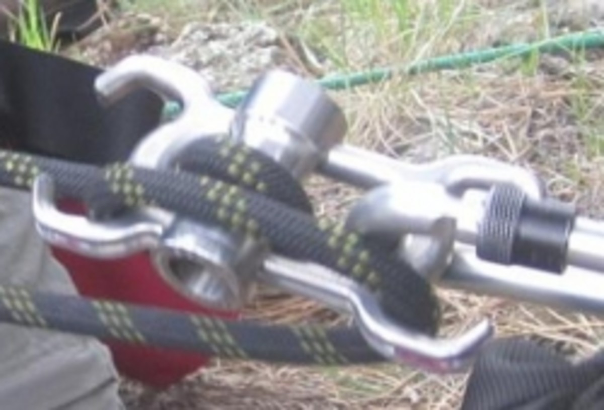 A Review of the SCARAB Rappel, Belay and Rescue Device