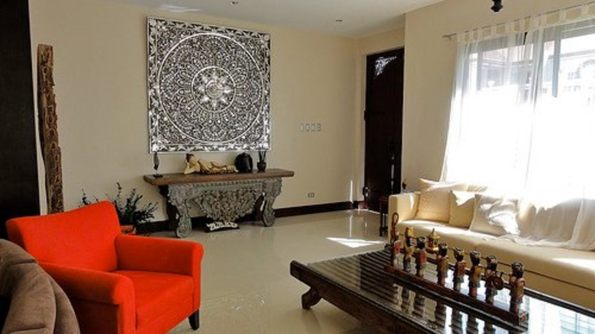 10 decorating ideas for an asian inspired living room for Asian themed living room ideas