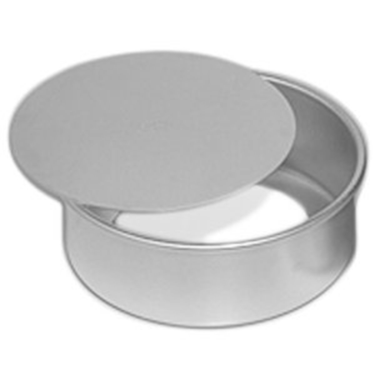 Ateco Round Cake Pan -  8 x 3 inches  $14.99 & Eligible for FREE Super Saver Shipping on orders over $25.