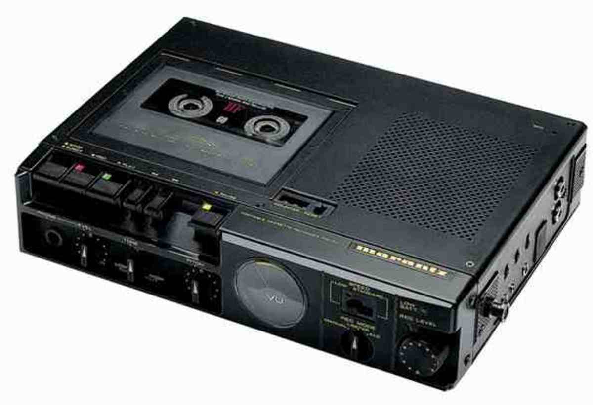 tape recorder public domain