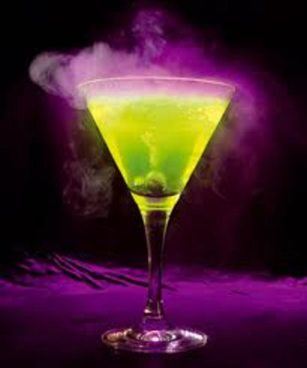 Non Alcoholic Cocktails, Themed Cocktail Parties, Party Drinks