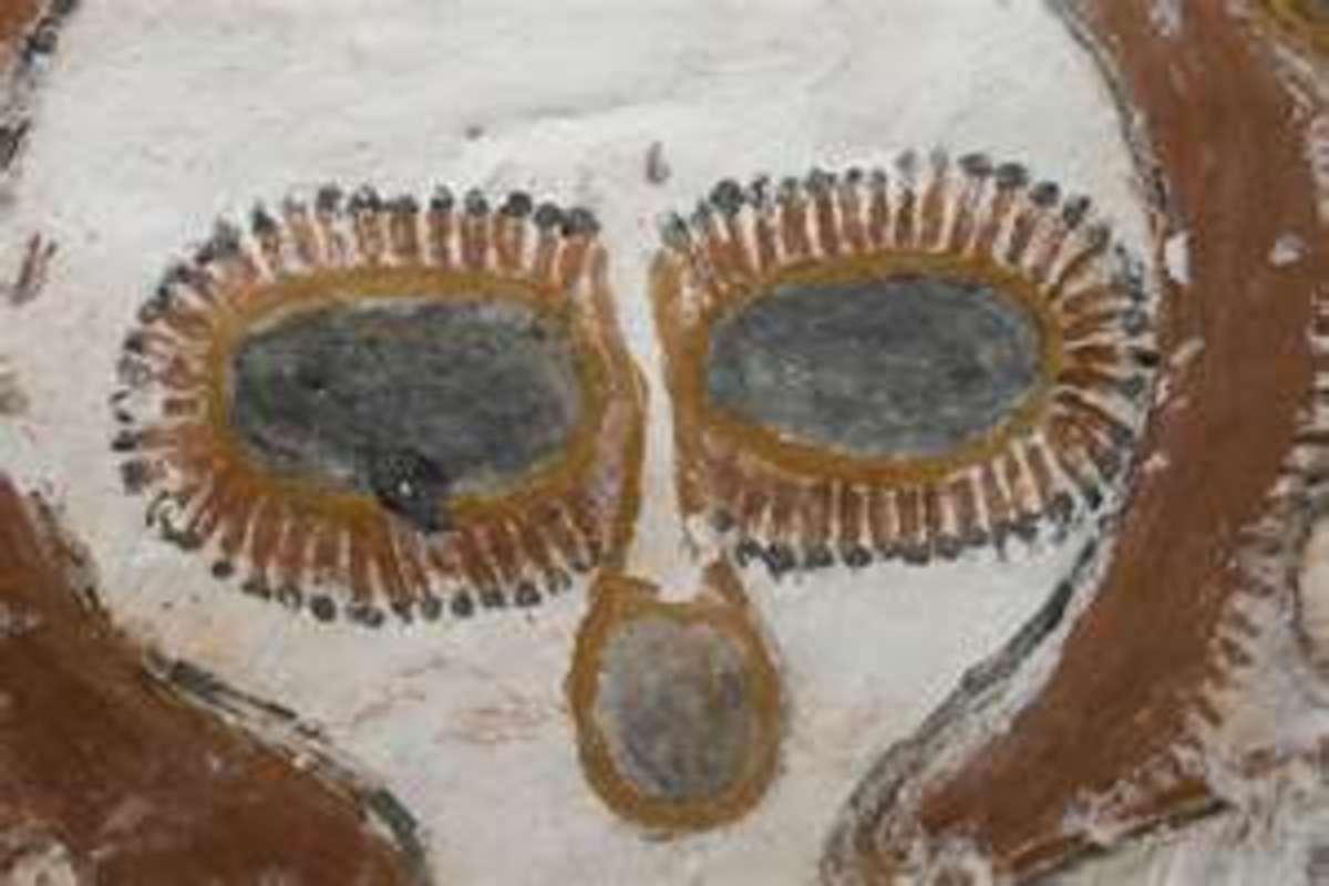 Obscure Deities: Wandjina, The Australian Aboriginal 'Alien' Gods