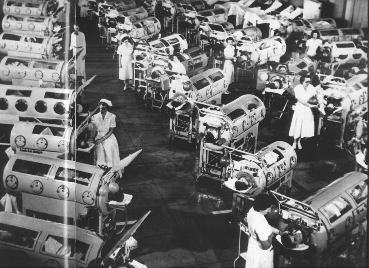 Hickory's Miracle-The Polio Hospital That Was Built In Only 54 Hours