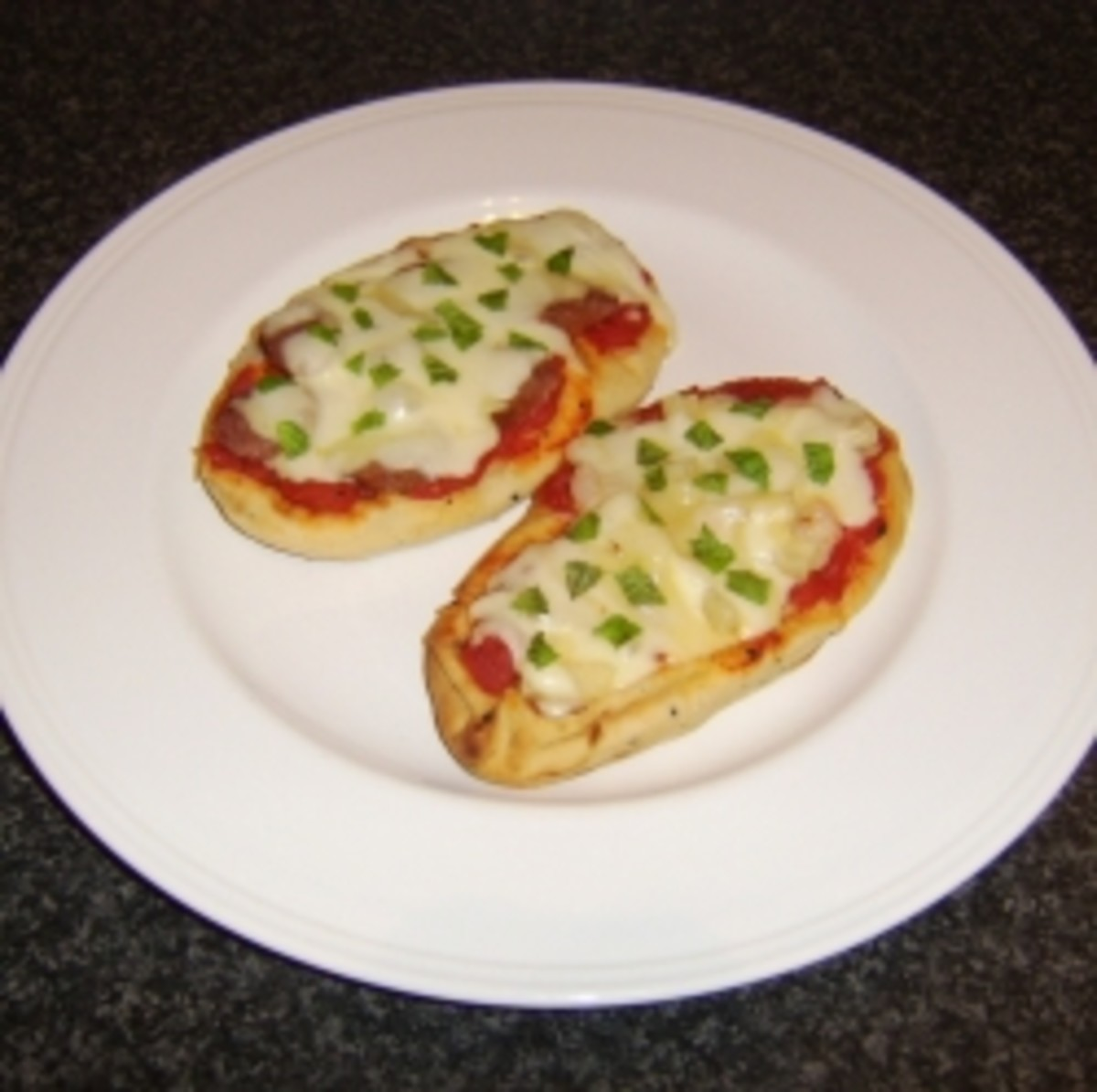 Mini Naan Bread Pizza Recipes