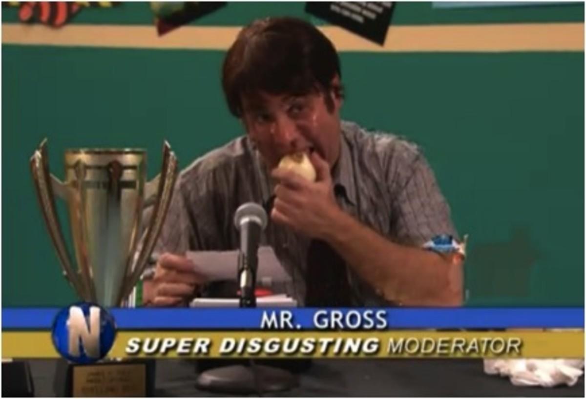 Mr. Gross.