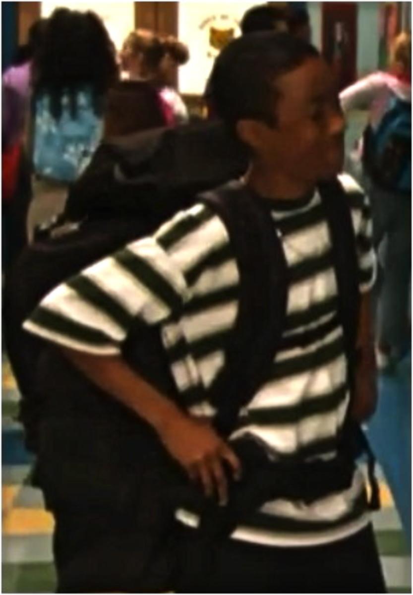 Backpack Boy.
