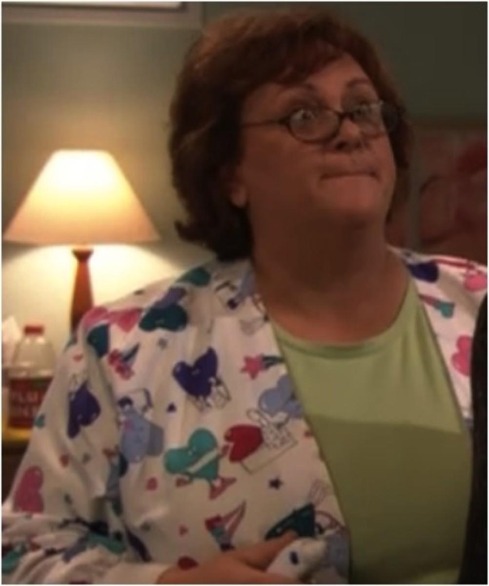 Nurse Hunsucker.
