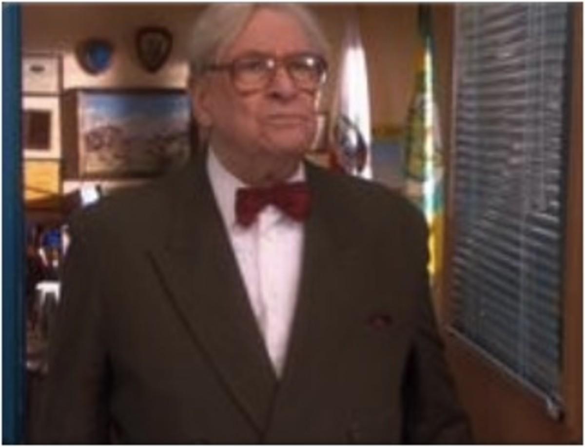 Principal Irving Pal.