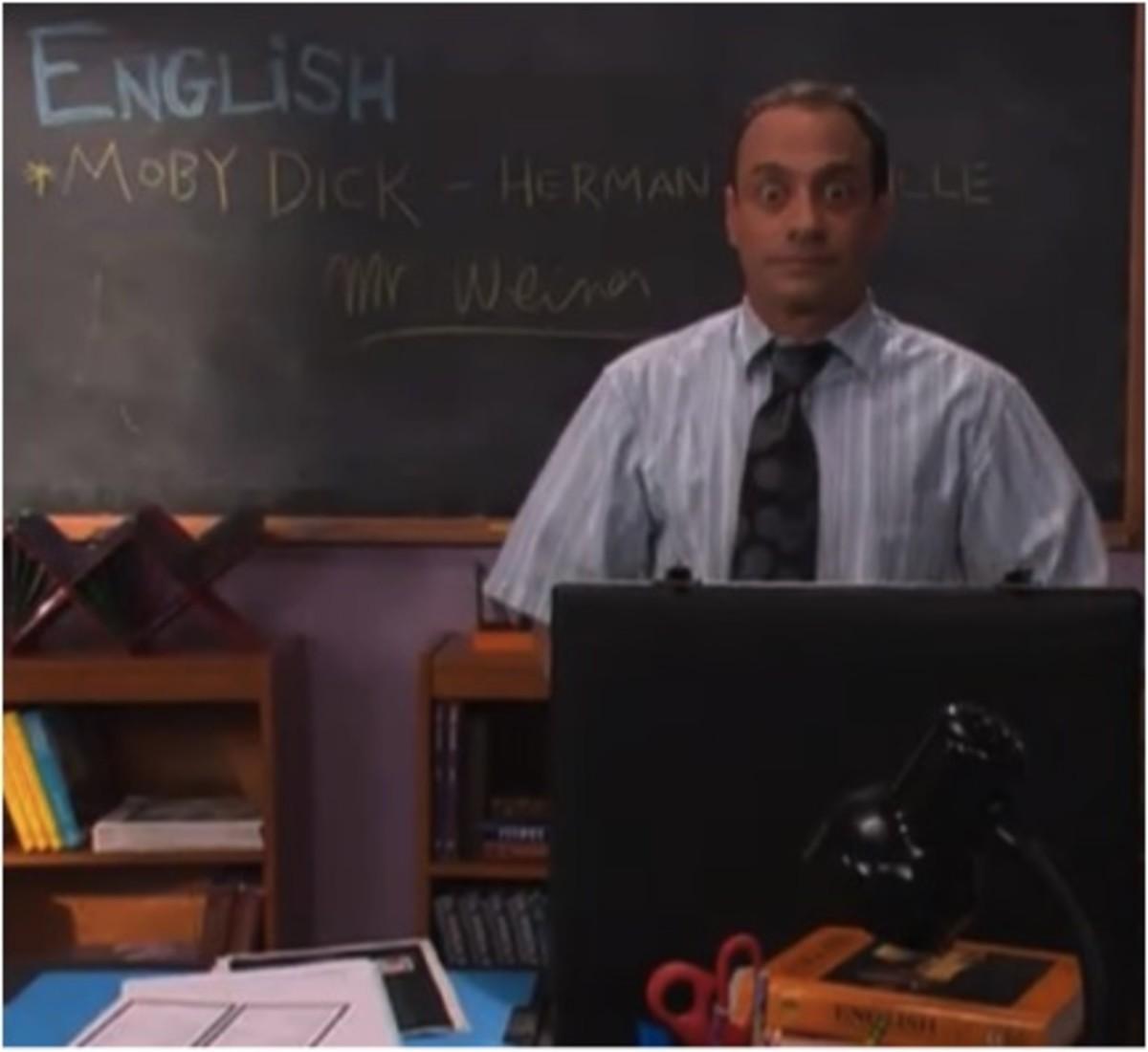 Mr. Weiner.